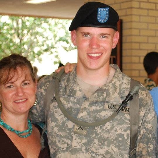 Army Spc. Andrew H. Sipple