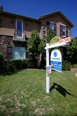 More than 13 percent of California homes remain underwater, which is when hom...