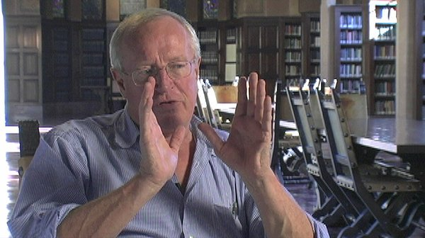Journalist Robert Fisk discusses US media images of the Middle East