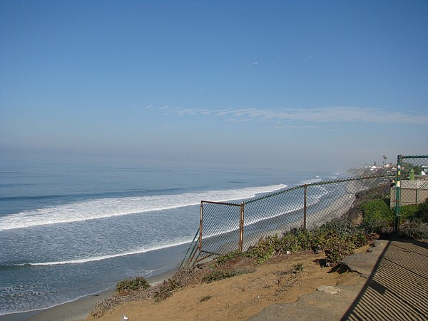 View by Pacific View Elementary, Encinitas, 2014