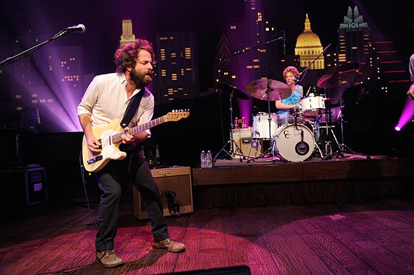 Dawes performs California roots-flavored rock/pop.
