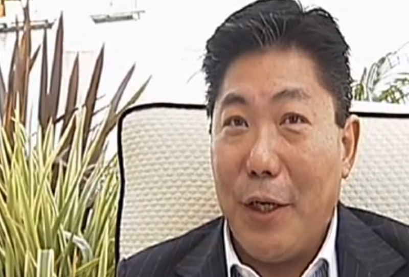 José Susumo Azano Matsura speaks to 10News during a 2011 interview.