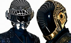 "French duo Daft Punk's album ""Random Access Memories"" is nominated for Album of the Year."