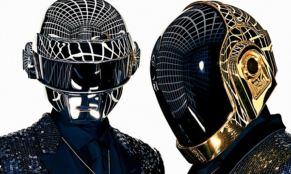 French duo Daft Punk's album
