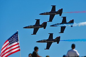 Miramar Air Show Returns In October 2014