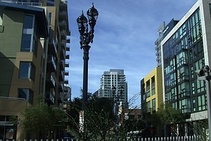 3,000 San Diego Streetlamps Getting LED Upgrade