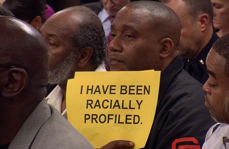 Mario Lewis, owner of Imperial Barbershop in Encanto, told the committee and ...