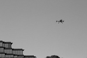 Is Drone Journalism The Next Big Thing?
