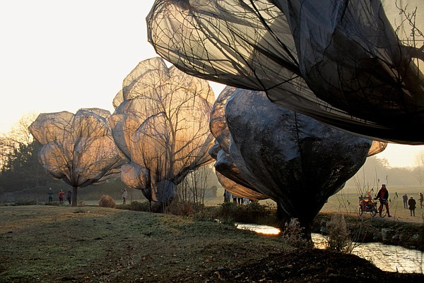 Christo and Jeanne-Claude's
