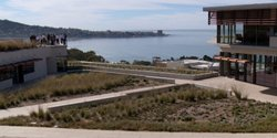 NOAA Sustainable Fisheries green roof.