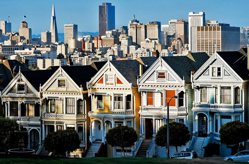 A two-bedroom apartment in San Francisco costs around $3350 per month, accord...