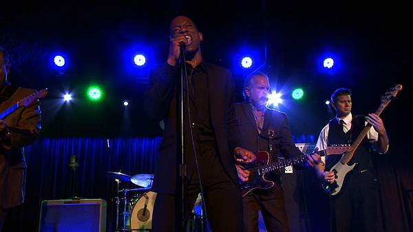 Earl Thomas and The Rhumboogies perform live at the Belly...