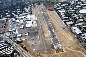 Photo for County Supervisors OK Plan For Long-Range Flights Out Of McClellan-Palomar Ai...