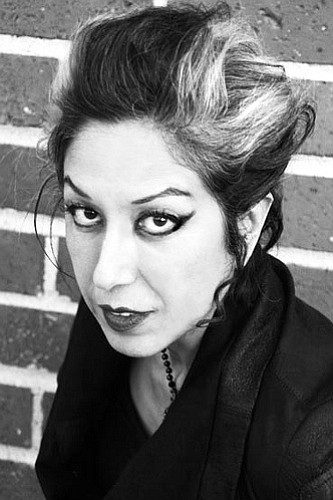 Punk rock singer, author, educator and feminist activist ...