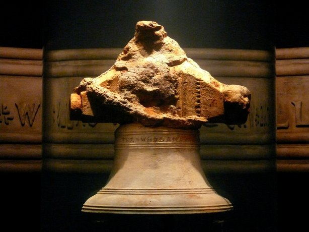 Whydah bell, Real Pirates Exhibit