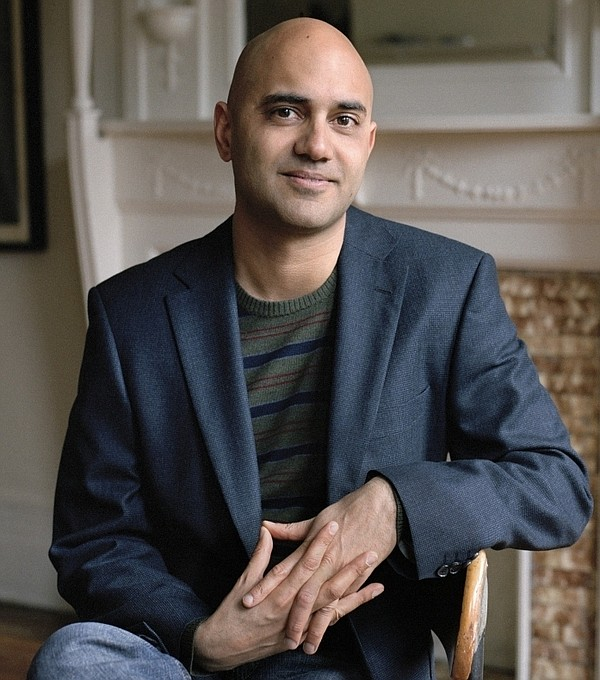 Ayad Akhtar's newest play is currently on stage at the La Jolla Playhouse.