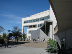 Markstein Hall, College of Business Administration, Cal State San Marcos, whe...