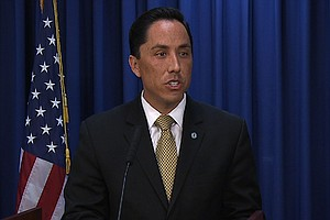 Interim San Diego Mayor Todd Gloria Updates On Infrastruc...
