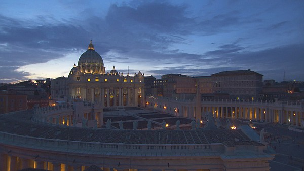 The Vatican. This special two-hour FRONTLINE goes inside ...