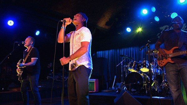 Common Sense performs live at the Belly Up Tavern.