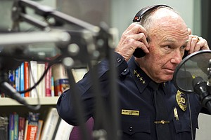 San Diego Police Chief William Lansdowne Abruptly Retires