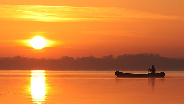 Sunrise on the Shannon with Colin Stafford-Johnson.
