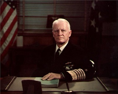 Adm. Chester William Nimitz's operational diary was published online Monday b...