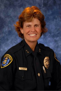 San Diego Assistant Police Chief Shelley Zimmerman was named as the next chief by Mayor-elect Kevin Faulconer on Feb. 26, 2014.