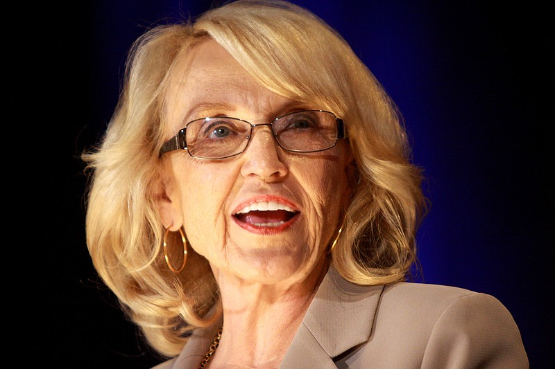 Cheers To Governor Brewer >> Arizona Governor Vetoes Religious Freedom Bill | KPBS