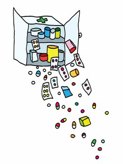Many opioid painkillers, such as Vicodin and Percocet, are already fixtures i...