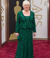 "Best supporting actress nominee June Squibb, so great in ""Nebraska."""