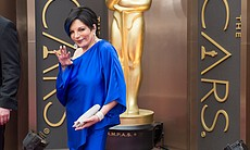 Liza Minnelli was the object of an uncomfortable female impersonator joke from Oscar host Ellen DeGeneres. She was also one of  number of celebrity women displaying some scary plastic surgery.