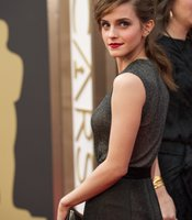 No complaints about how Emma Watson has grown up. A classy young lady and an increasingly impressive actress.