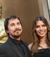 Christian Bale was low key at the Oscars.