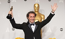 "A well deserved win for Paolo Sorrentino, Best Foreign Film for Italy's ""The Great Beauty."""