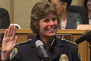 Zimmerman Names Three New San Diego Police Assistant Chiefs