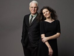 Steve Martin and Edie Brickell.