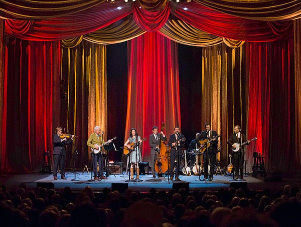 Steve Martin and the Steep Canyon Rangers featuring Edie ...