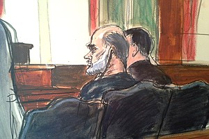 Bin Laden's Son-In-Law Goes On Trial In Manhattan