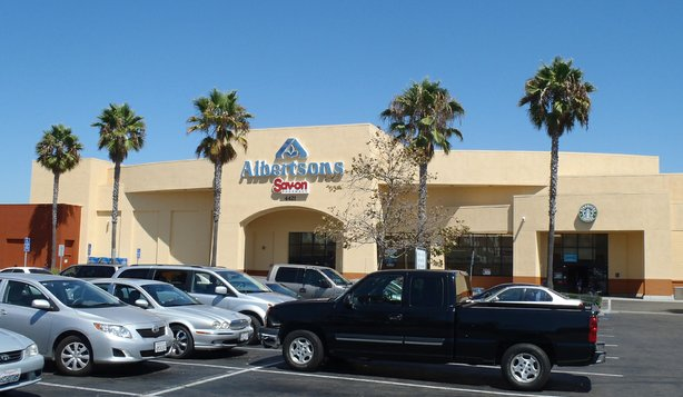 Albertsons  in the City Heights Urban Village