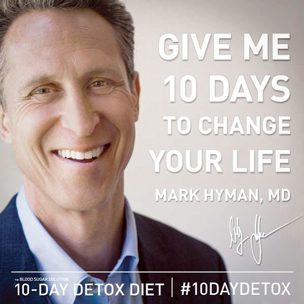 Dr. Mark Hyman,