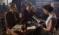 Christos Lawton as Ben, Hason Dixon as Thomas Short, Jessica Raine as Jenny Lee.
