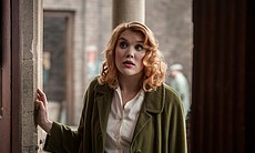 Emerald Fennell as Patsy Mount.