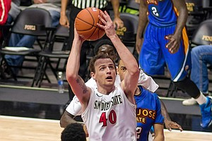 Fisher: SDSU Aztecs Motivated To Win Another Title