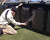Traveling Vietnam Veterans Memorial Wall Visits San Diego