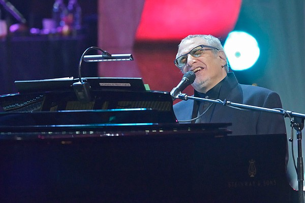 Rock 'n' roll royalty Donald Fagen (pictured), Michael Mc...