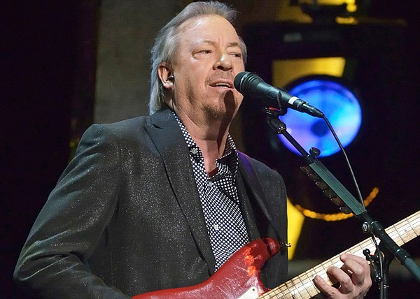 Rock 'n' roll royalty Boz Scaggs (pictured), Donald Fagen...