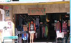 This boutique/café/workshop on Avenida Revolución showcases clothing and accessories from Tijuana designers.