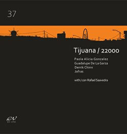 Image of Tijuana/22000 book cover by writer Paola Alicia Gonzalez, Guadalupe ...