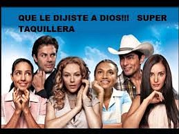 Qué le dijiste a Dios? is a film about the Mexican